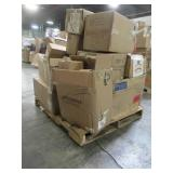 WHOLESALE MIXED PALLET OF MICELLANOUS INDOOR/OUTDOOR LIGHTING!