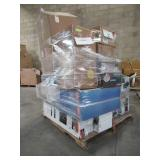 WHOLESALE MIXED PALLET OF JET PUMPS, SMALL KITCHEN COOKWARE AND HOUSEWARES!