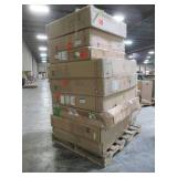 WHOLESALE MIXED PALLET OF BATHROOM MEDICINE CABINETS!