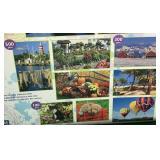 10 Puzzle MEGA Collection 100, 300, 500 & 1000 total 4600 pcs New
