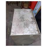 Metal Garage/Shop NSF Storage Cabinet