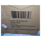 Mind Reader White Dry Erase Board, New