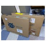 2 JSI Cabinetry Soft Close Roll Trays