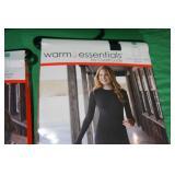 Warm & Essentials by Cuddl Duds Top & Legging Size S