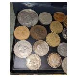 Foreign Coins & Currency