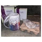 """Scentsy """"Cupcake"""" & """"Colorgraphy"""", New"""