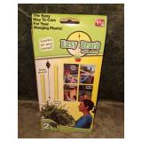 Hanging Wall Planter & Easy Reach Plant Pulley