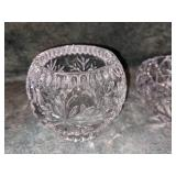 Selection of Cut & Lead Glass Items
