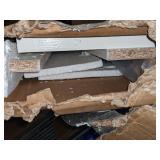 Ameriwood Home Retro Desk w/Riser