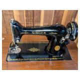 Vintage Orignial SINGER Sewing Machine BA3-8