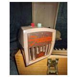 Vintage Fostoria Electric Shoe Cleaner w/Attachments