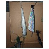Large Lot of Collectible Fishing Lures