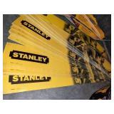 Dewalt, Stanley Advertising Pieces & Penofin Vinyl Banner