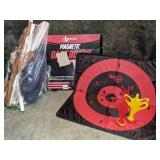 Volleyball & Magnetic Darts Sets