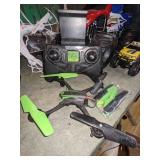 RC Trucks, Helicopter, Snowmobile & Futaba Digital Proportional RC System
