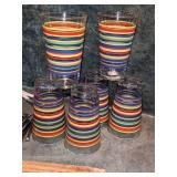 Kitchen Lot - Libby Glasses, Pot Holders, Utensils
