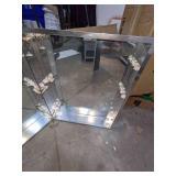 Pegasus Frameless Medicine Cabinet with Beveled Mirror