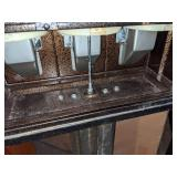 Vintage 3 Compartment Candy Machine