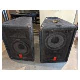 110-XP Sound Reinforcement Speakers by Fender Musical