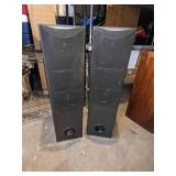 Sony SS-MF315 Tower Speakers