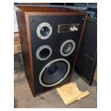 Vintage Zenith Allegro 4000 Floor Speaker