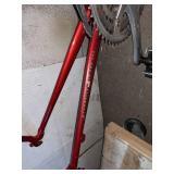 Vintage 1999 Trek Alpha SL 2100 27-Speed Road Bike - FRAME ONLY