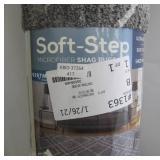 Gertmenian Soft-Step 7ft X 10ft Tellis Grey Area Rug