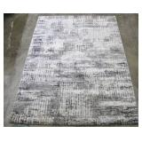 Gertmenian Brio 6ft 6in x 9ft Lavell Grey Area Rug