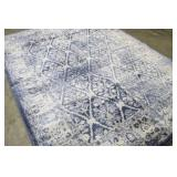 Gertmenian Tempo 5ft 3in x 7ft Lytton Blue Area Rug