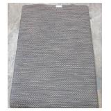 Mohawk Home Brown/Black Anti-Fatigue Kitchen Work Mat