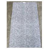 Mohawk Home 38 In X 20 In Grey/White Anti-Fatigue Mat