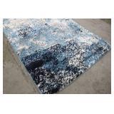 Carmel Indoor/Outdoor 2ft x 7ft Carmel Blue Carpet Runner