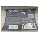 Art Carpet Carmel Collection 2ft x 7ft Beige Area Rug