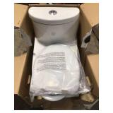 TOTO Dual Flush One-Piece Elongated Chair Height Toilet - Includes Seat see pictures