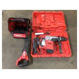 Lot of assorted Milwaukee Tools used customer returns see pictures