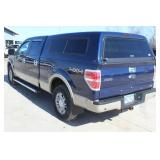 2010 Ford F150 Crew Cab Lariat 4X4 - 2 OWNERS - 131,832 Miles -