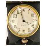 Vintage - 8 Days Alarm Clock