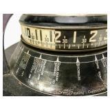 Vintage - International Time Zone Clock