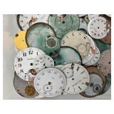 Antique/Vintage - Pocket Watch/Wrist Watch Clock Faces