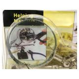 Vintage - Helping Hand Magnifying Glass