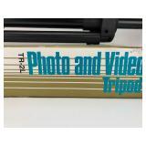 Vintage - Photo & Video Tripod