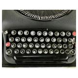 Vintage - Remington Typewriter + Case