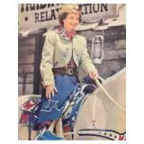 Vintage - Cowgirl 10cent Notepad