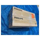 2 Boxes of Six Philips 60W Lamp