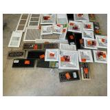 Assorted Lot of Vents and Grills.