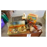 Misc Items / 2 Vintage Lunch Boxes