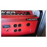 Power Pro Technology 3250-Watt Gasoline Powered Portable Generator