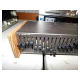 Vintage Audio Control C101 Octave Graphic Equalizer