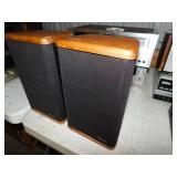 Pair of Vintage Mini Advent Speakers