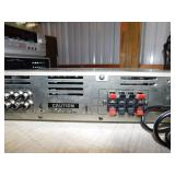 Vintage Studio Standard FISHER Stereo Graphic Equalizer Integrated Amplifier CA-57